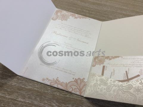 Προσκλητήριο γάμου Lachour - Γ2018 - <p>Μοναδικό προσκλητήριο γάμου κασετίνα με σοκολά εκτύπωση.</p>...
