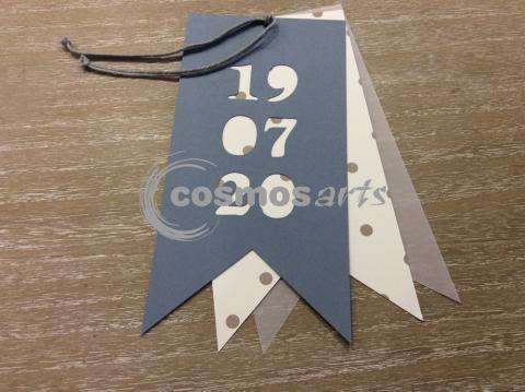 Προσκλητήριο βάπτισης ΚΟΠΤΙΚΟ - Β2001 - <p>Εντυπωσιακό συρταρωτό προσκλητήριο βάπτισης, με τρεις κάρτες και ιδιαίτερα κοπτικά!</p>...