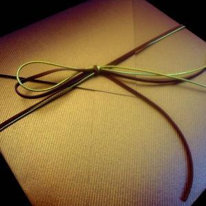 Προσκλητήριο γάμου -Γ1202 - <p>Τετράγωνος 20x20cm. χρυσοκαφέ φάκελος, εκτύπωση χρυσοτυπίας και δέσιμο από καφέ σουέτ και χρυσό κορδόνι.</p>...
