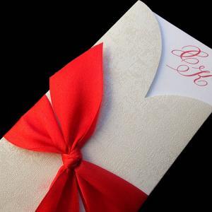Προσκλητήρια γάμου -Γ1311 - <p>Μακρόστενο προσκλητήριο με δερματίνη mosaic white.</p>...
