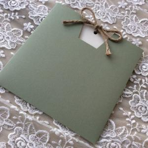 Προσκλητήρια γάμου 2018 -Γ1802 - <p>Πρωτότυπο προσκλητήριο γάμου με τριπλή κάρτα και θέμα την ελιά!</p>...